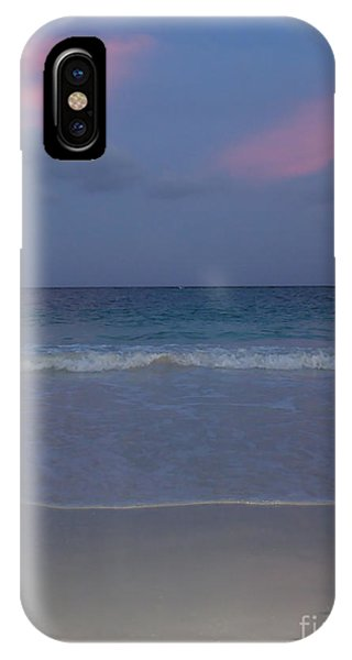 The Caribbean Sunset IPhone Case