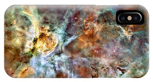 The Carina Nebula IPhone Case