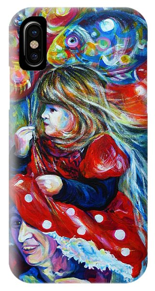 The Carnival Little Princess IPhone Case