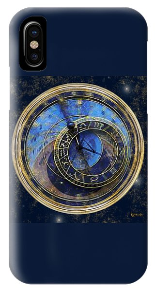 The Carousel Of Time IPhone Case