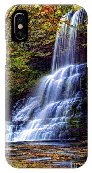 The Cascades IPhone Case