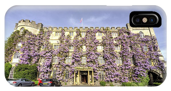 Somerset County iPhone Case - The Castle Hotel  by Rob Hawkins
