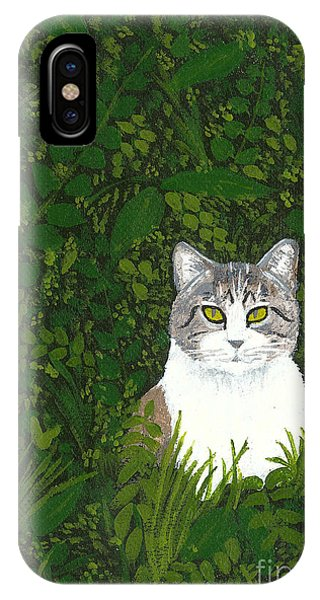 The Cat IPhone Case