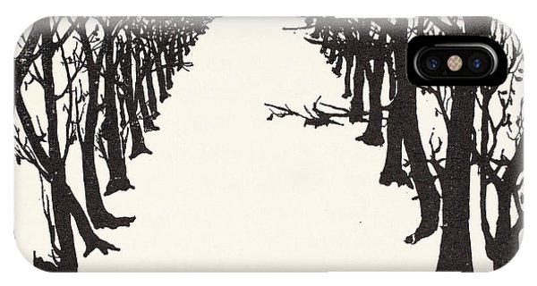 Avenue iPhone Case - The Cat That Walked By Himself by Rudyard Kipling