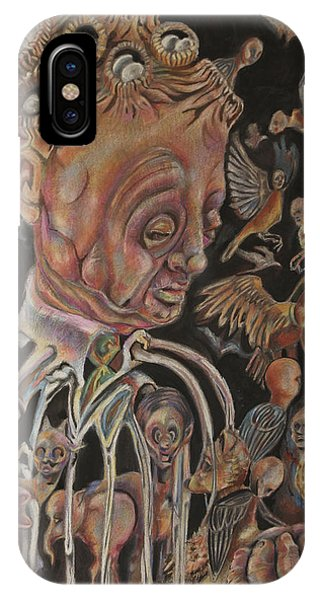 The Charismatic Qualities Of Mr. Jack Downsby Phone Case by Michael Sienerth