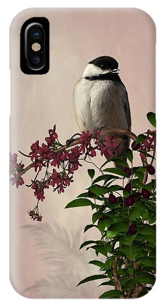 The Chickadee IPhone Case