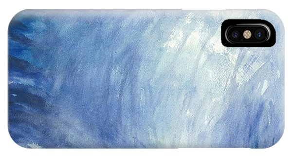 The Chill Of The Winters Sea Phone Case by Karen  Condron