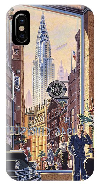 The Chrysler IPhone Case