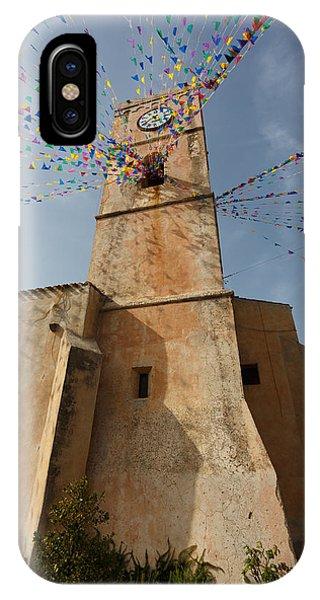 The Church Of Santa Maria Phone Case by Paul Indigo