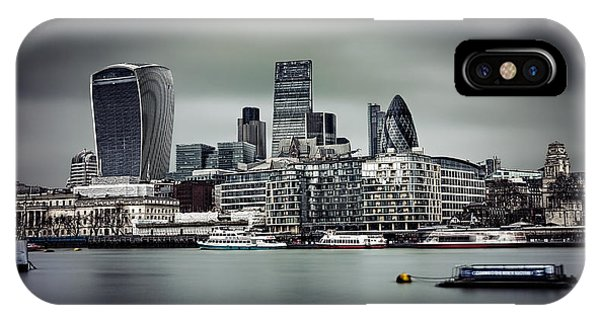 The City Of London IPhone Case