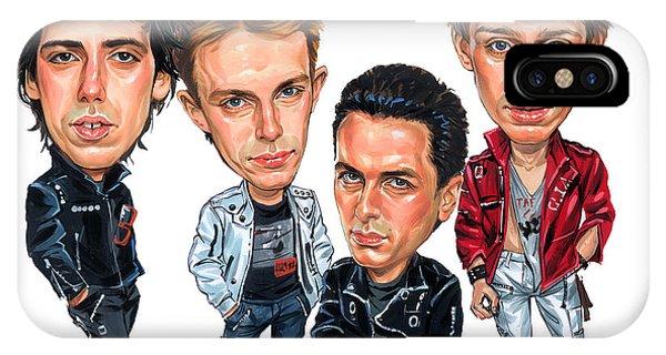 Punk Rock iPhone Case - The Clash by Art