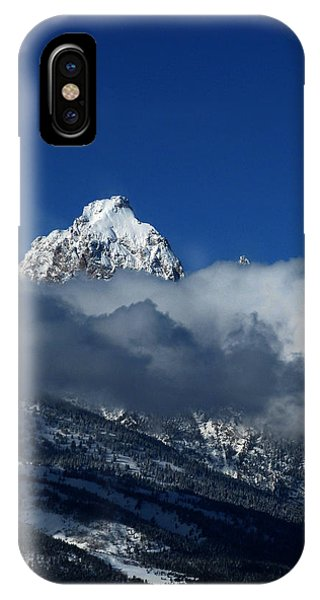 The Clearing Storm IPhone Case