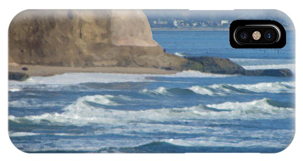 The Cliff House IPhone Case