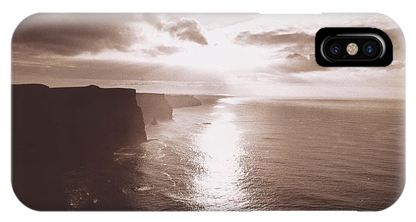 The Cliff Of Moher Ireland IPhone Case
