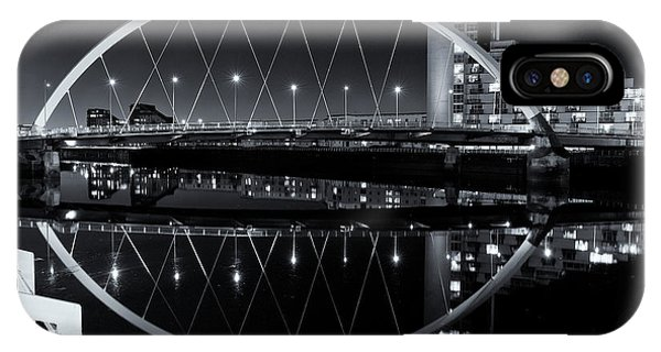 The Clyde Arc IPhone Case