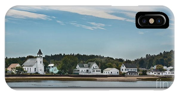 The Coast Of Maine IPhone Case