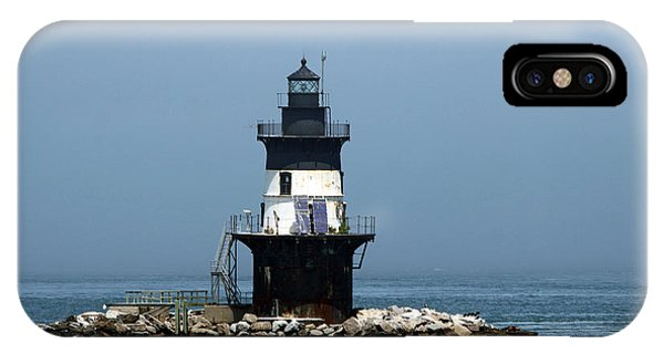 The Coffee Pot Lighthouse IPhone Case