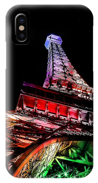 Architectural iPhone Case - The Color Of Love by Az Jackson