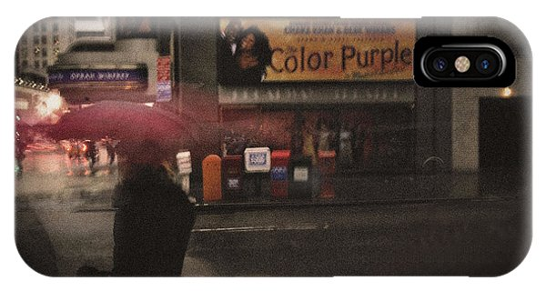 The Color Purple IPhone Case