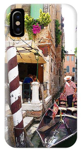 Sketch iPhone Case - The Colors Of Venice by Irina Sztukowski