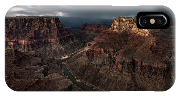 River iPhone Case - The Confluence by John W Dodson