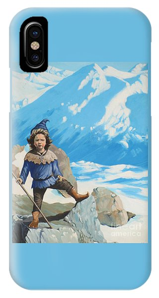 The Conquerer. IPhone Case
