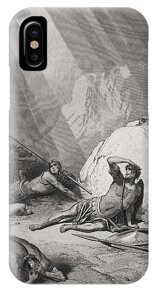 The Conversion Of St. Paul IPhone Case