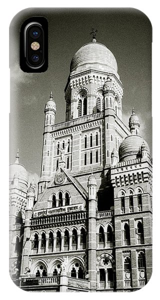 The Corporation Building Bombay IPhone Case