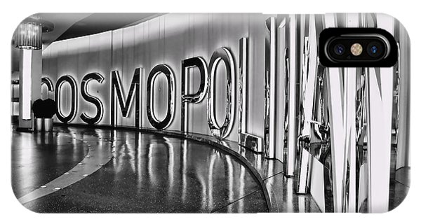 The Cosmopolitan Hotel Las Vegas By Diana Sainz IPhone Case