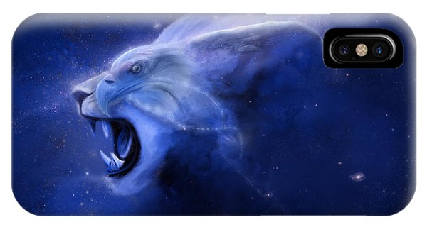 The Cosmos  Phone Case by Ivan  Pawluk
