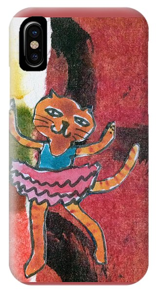 The Curtain Call IPhone Case