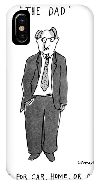 The Dad Great For Car IPhone Case