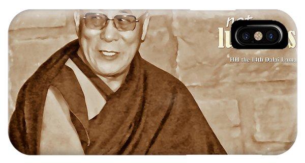 The Dalai Lama IPhone Case