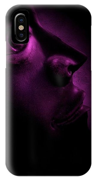 The Darkest Hour - Magenta IPhone Case