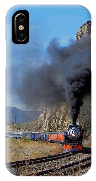 The Daylight 4449 Montana Driveby IPhone Case