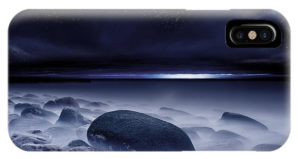 The Depths Of Forever IPhone Case