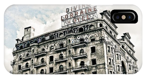The Divine Lorraine IPhone Case