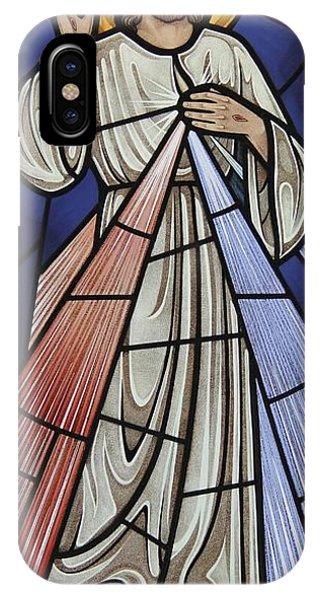 The Divine Mercy IPhone Case