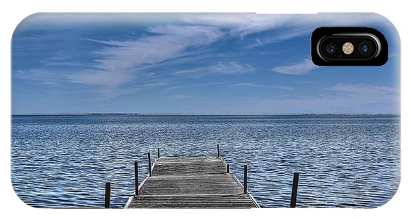 The Dock IPhone Case