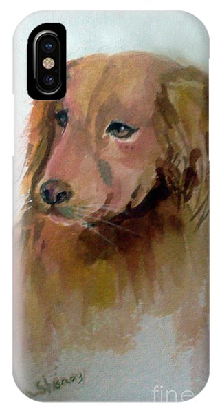 The Doggie IPhone Case