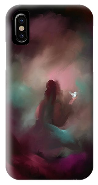 I Have Lost Her-  I Miss You IPhone Case