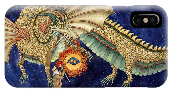 The Dragon King IPhone Case