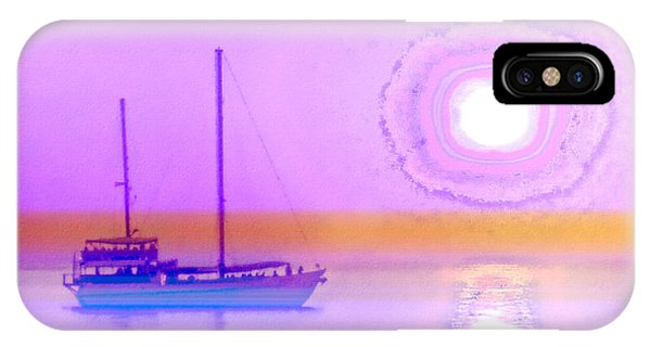 iPhone Case - The Drifters Dream by Holly Kempe