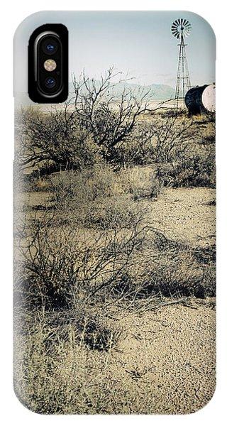 The Dry Lands Of Arizona IPhone Case