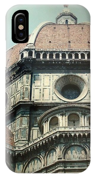 The Duomo Firenze IPhone Case