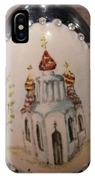The Eastern Church IPhone Case
