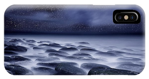 The Edge Of Forever IPhone Case