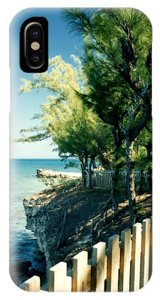 The Edge Of The Island IPhone Case