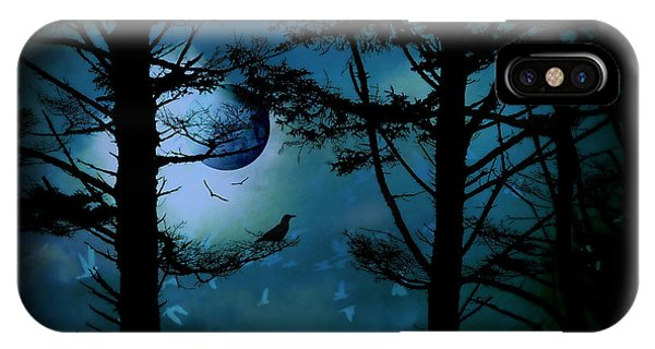 The Edge Of Twilight  IPhone Case