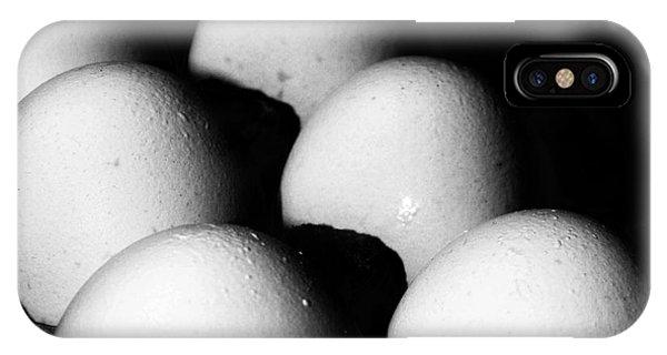 The Egg Brigade IPhone Case